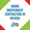 Independent Contractors video production vegas